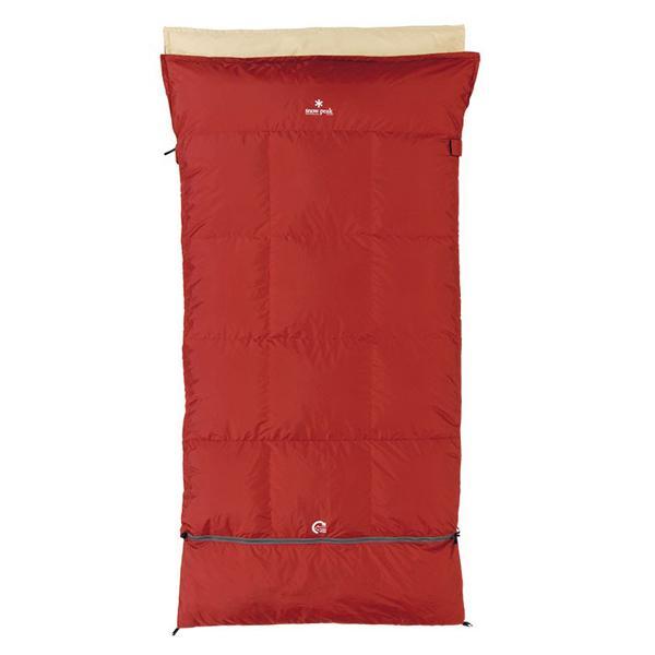 snow peak スノーピーク セパレートオフトンワイド 1400 BDD-104 レッド 封筒型寝袋 アウトドア 釣り 旅行用品 キャンプ 封筒型 封筒ウインター