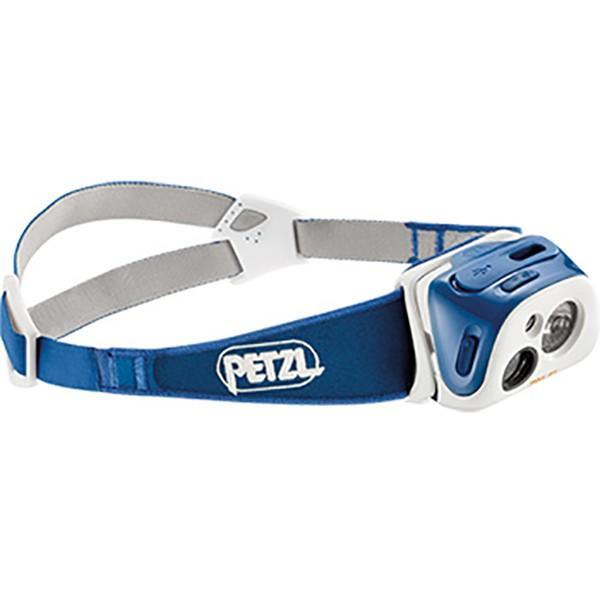 PETZL ペツル HEADLAMPS ティカ R+/Blue E92RB ブルー ヘッドライト ヘッドランプ アウトドア 釣り 旅行用品 LEDタイプ アウトドアギア