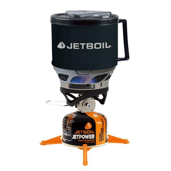 JETBOIL ジェットボイル ミニモ/CB-LG 1824381 ブラック シングルバーナーコンロ アウトドア 釣り 旅行用品 キャンプ シングルバーナーストーブ|od-yamakei