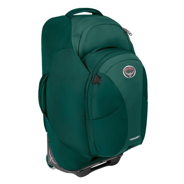 人気デザイナー OSPREY オスプレー メリディアン75 28インチ /レインフォレストグリーン OS55001 キャリーバッグ スーツケース ファッション レディースバッグ, 靴屋のHANAHOU(ハナホウ) 7c012e1b