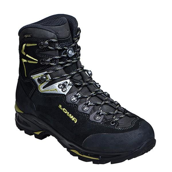LOWA ローバー ティカム II GT/BK/7 L210696-9974-7 男性用 ブラック 登山靴 トレッキングシューズ アウトドア 釣り 旅行用品 トレッキング用
