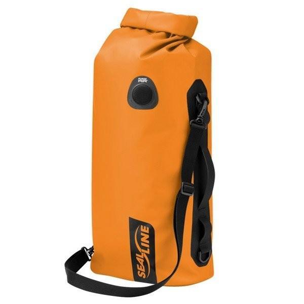 Seal Line シールライン ディスカバリーデッキドライバッグ/オレンジ/50L 32347 クリーム ドライバッグ アウトドア 釣り 旅行用品 キャンプ