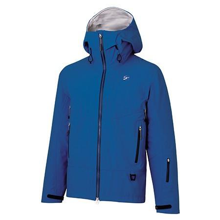 finetrack ファイントラック MENSエバーブレスグライドジャケット/FN/S FAM1001 男性用 ブルー ジャケット アウトドア 釣り 旅行用品 キャンプ