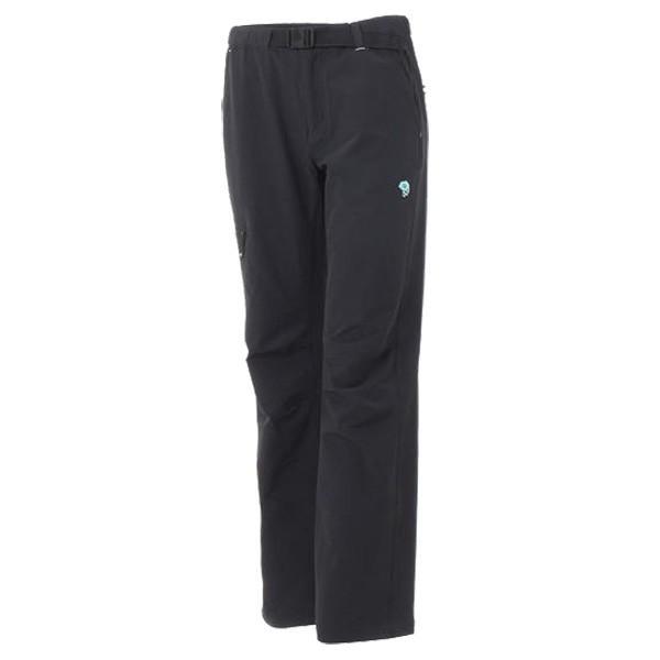 Mountain Hardwear マウンテンハードウェア WUNIONPOINTP/090/L-R OR7612 女性用 ブラック パンツ ズボン アウトドア 釣り 旅行用品 ロングパンツ
