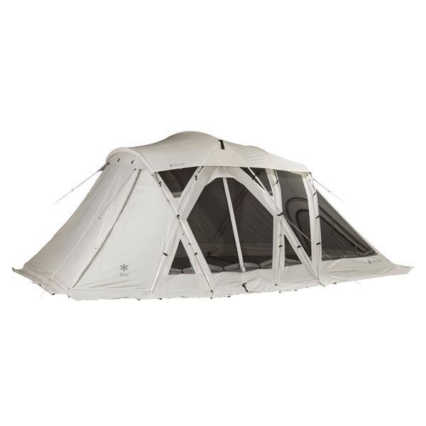 snow peak スノーピーク リビングシェルロング Pro. アイボリー TP-660IV ドーム型テント アウトドア 釣り 旅行用品 キャンプ キャンプ用テント