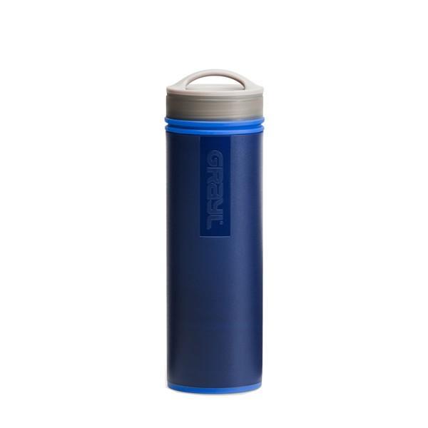 GRAYL グレイル ULウォーターピュリファイヤーボトル/BL 1899151 ブルー 水筒 アウトドア 釣り 旅行用品 キャンプ 防災用品 浄水器 アウトドアギア|od-yamakei