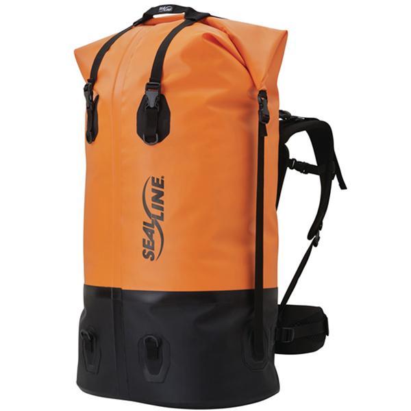 Seal Line シールライン プロドライパック/オレンジ/120L 32007 オレンジ アウトドア ドライバッグ 釣り 旅行用品 防水バッグ・マップケース
