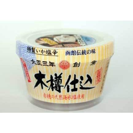 木樽仕込いか塩辛130g 毎日函館から手作りをクール便で直送!TV・雑誌で話題の発酵食品!|odajimasuisan|02