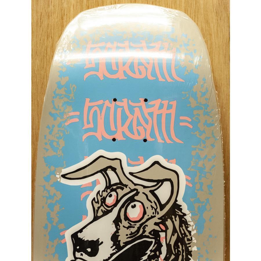 10.25 Scram Fink Skateboard Deck