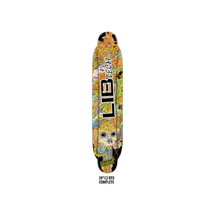 【正規品】LIBTECH SNOW SKATE ROCKER COMPLETE リブテック スノースケート