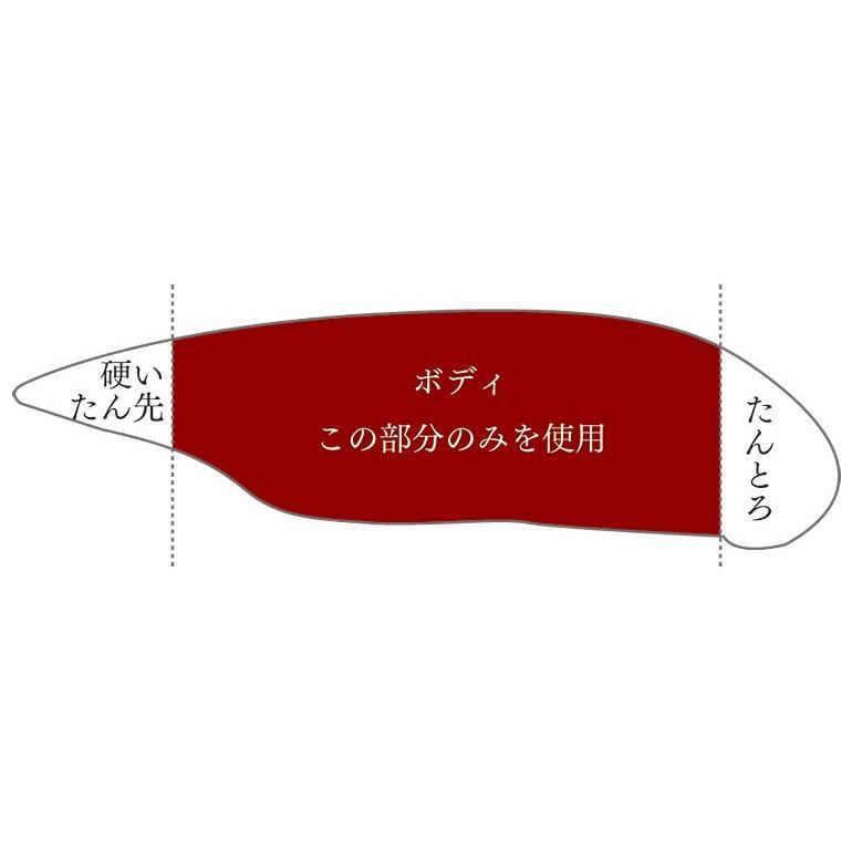 牛タン 仙台 1kg 厚切り牛タンの切り落とし 8mm 焼くだけでご自宅で本場の味を楽しめる 500g×2P 牛たん お取り寄せグルメ 肉 送料無料 oeuf-omotenashi 03