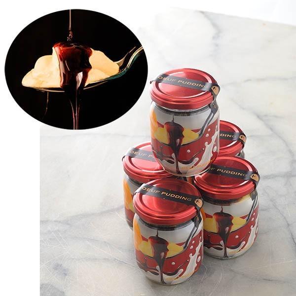 従来のプリンを上回る極旨味プリン誕生 うっふぷりんプリュス 5個セット|oeuf-pudding2|06