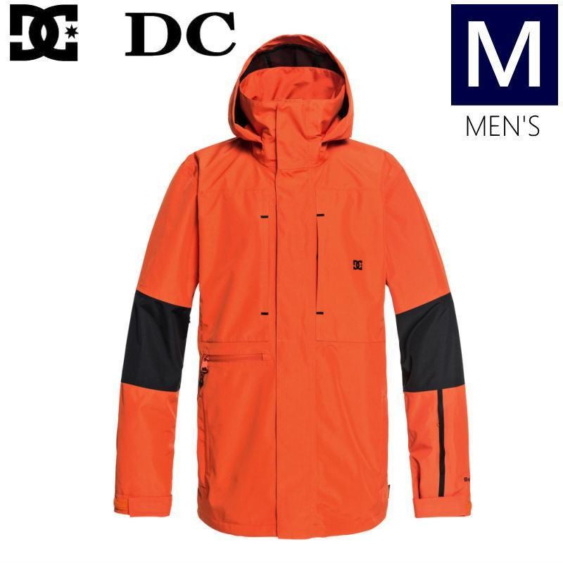 ★メンズ[Mサイズ]19 DC COMMAND JKT カラー:NMN0 ディーシー スキー スノーボードウェア メンズジャケット ジャケット シンパテックス EDYTJ03077