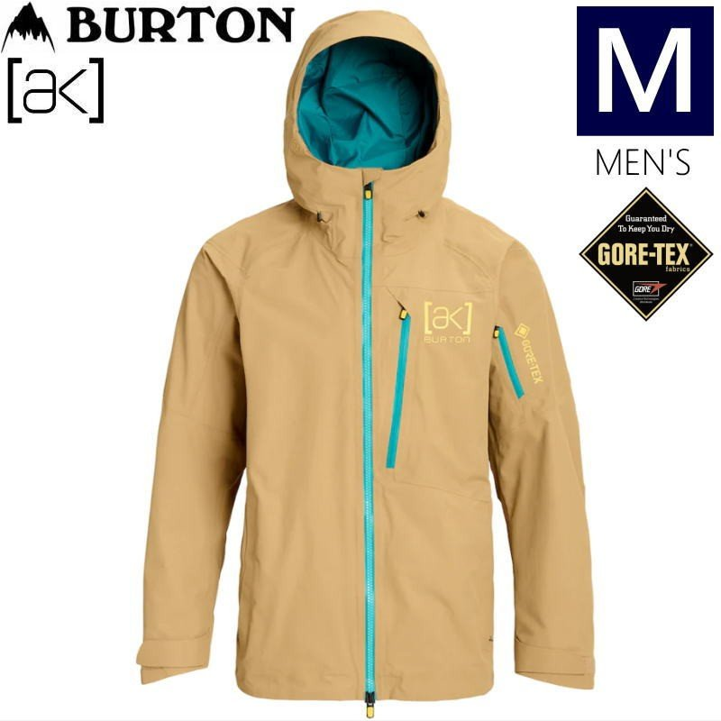 ☆メンズ[Mサイズ]20 BURTON [ak] GORE-TEX CYCLIC JKT カラー:KELP バートン ゴアテックス スキー スノーボードウェア メンズジャケット