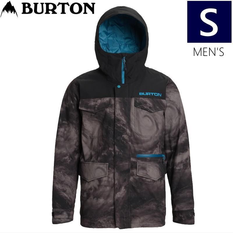 ☆メンズ[Sサイズ]20 BURTON COVERT JKT カラー:LOW PRESSURE TRUE 黒 バートン スキー スノーボード ウェア メンズジャケット