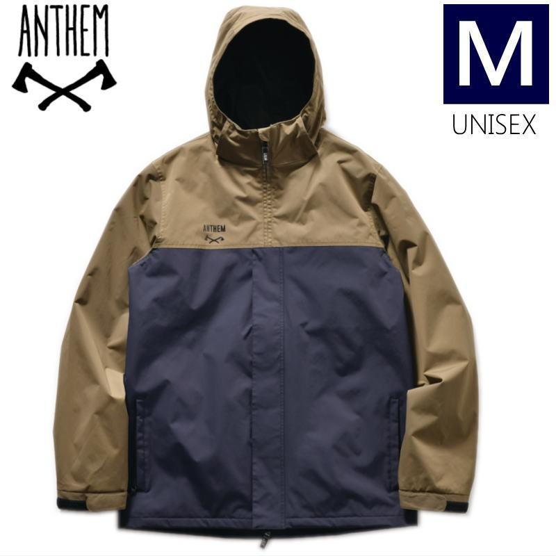 ☆[Mサイズ]20 ANTHEM CROSS AX JKT カラー:KHAKI NAVY アンセム スノーボード ウェア メンズレディース ユニセックス ジャケット グラトリ