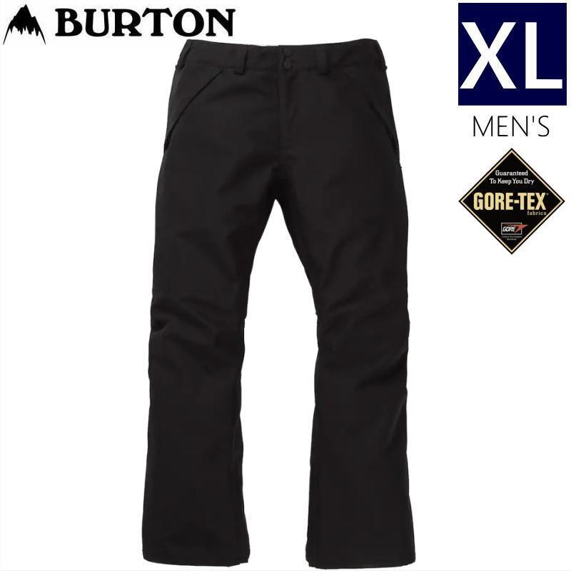 ☆メンズ[XLサイズ]20 BURTON GORE-TEX VENT PNT カラー:TRUE 黒 バートン ゴアテックス スキースノーボードウェア メンズパンツ ベント