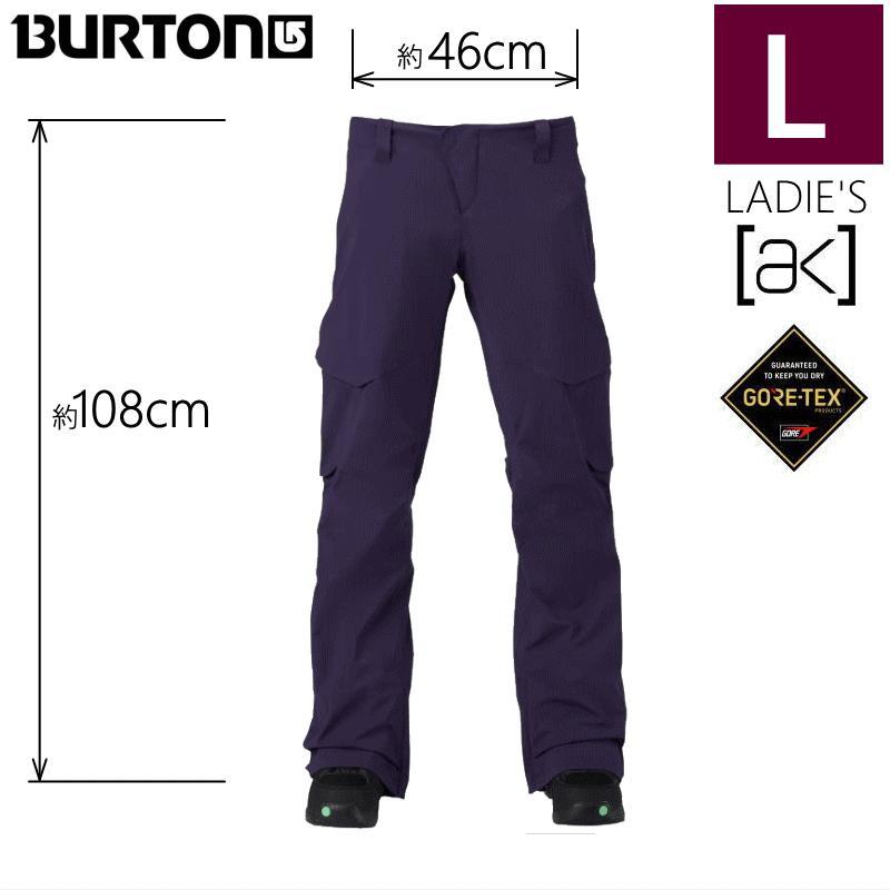 【ラス1】○レディース[Lサイズ]BURTON [ak] 2L SUMMIT PNT カラー:紫の LABEL バートン ・スノーボード用 エーケー レディースパンツ型落ち 旧モデル