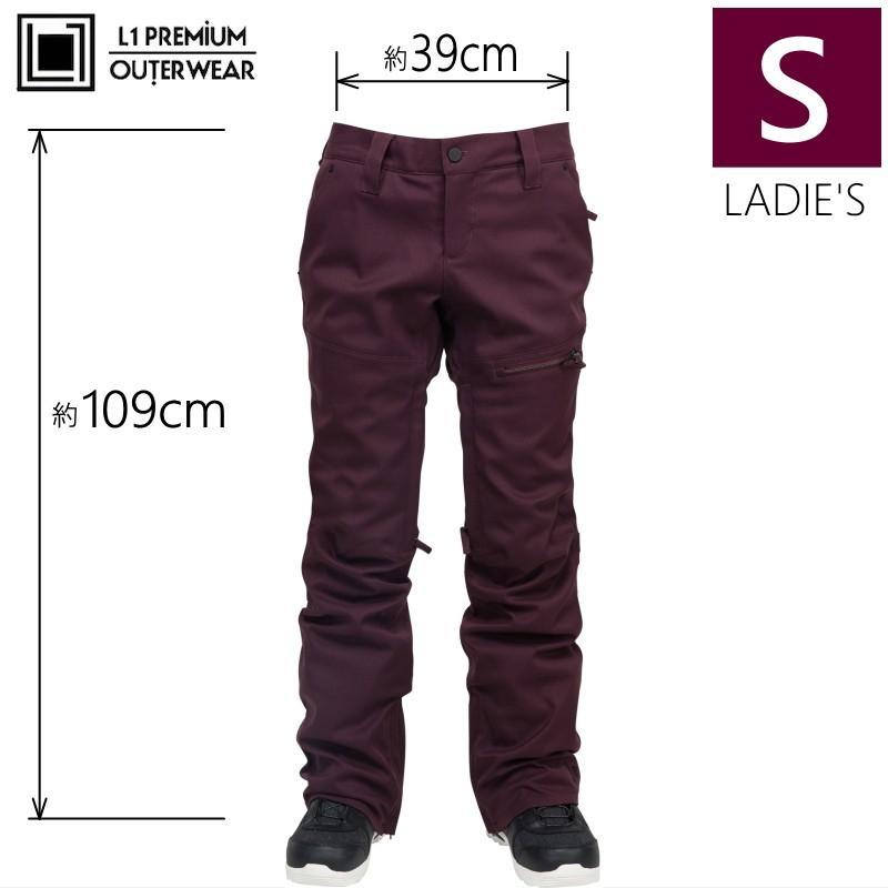 ◎レディース[Sサイズ]18 L1 SIREN PNT カラー:PORTエルワン ウーマンズ パンツ スノボウェア スキーウェア 日本正規品型落ち 旧モデル