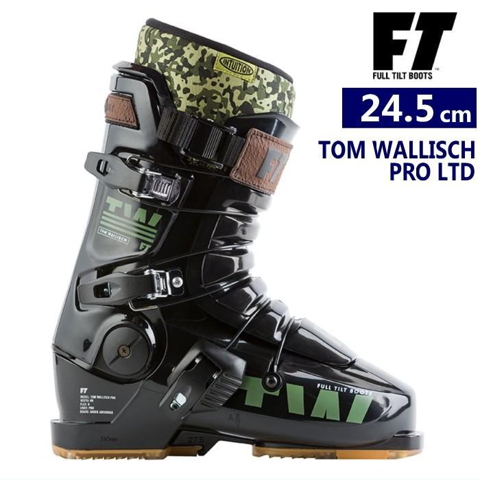◎[24.5cm]FULL TILT TOM WALLISCH PRO LTD フリースキーヤーに高い人気のFTブーツシリーズ 日本正規品(保証書・店印有)【型落ち 旧モデル】