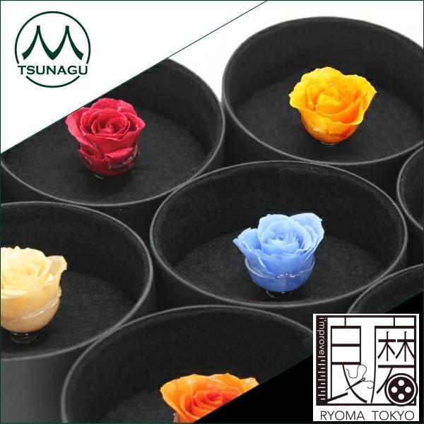 男を彩る ラペルピン メンズ 本物の花のフラワー ピンズ RYOMA TOKYO FLOWERS 柔らかい質感・香り 日本製 マグネット式 プリザーブドフラワー ブートニア 新郎|offer1999