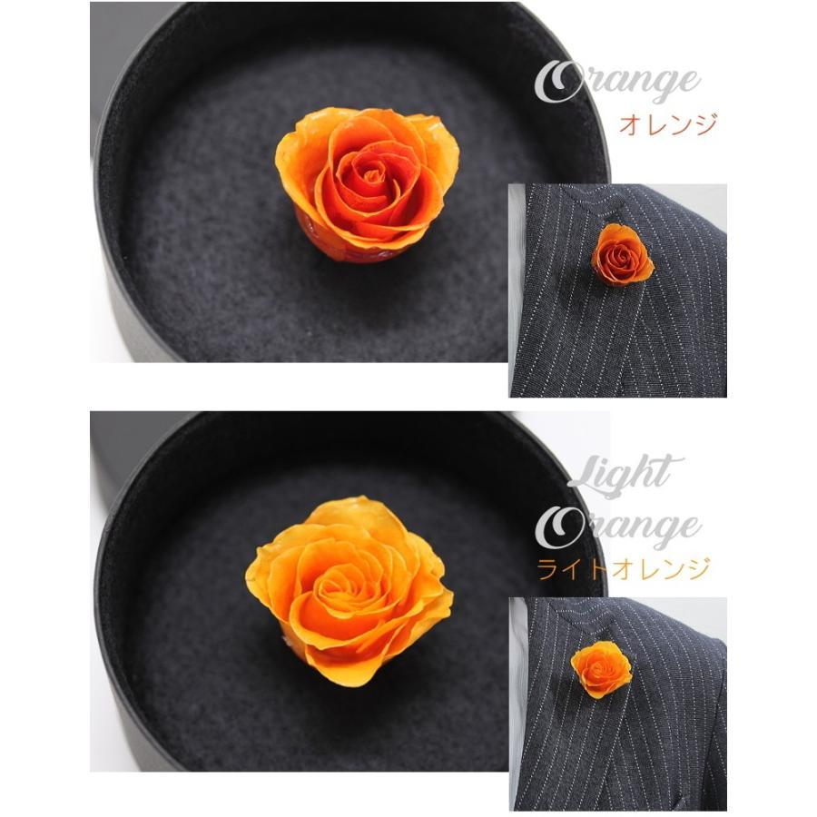 男を彩る ラペルピン メンズ 本物の花のフラワー ピンズ RYOMA TOKYO FLOWERS 柔らかい質感・香り 日本製 マグネット式 プリザーブドフラワー ブートニア 新郎|offer1999|04