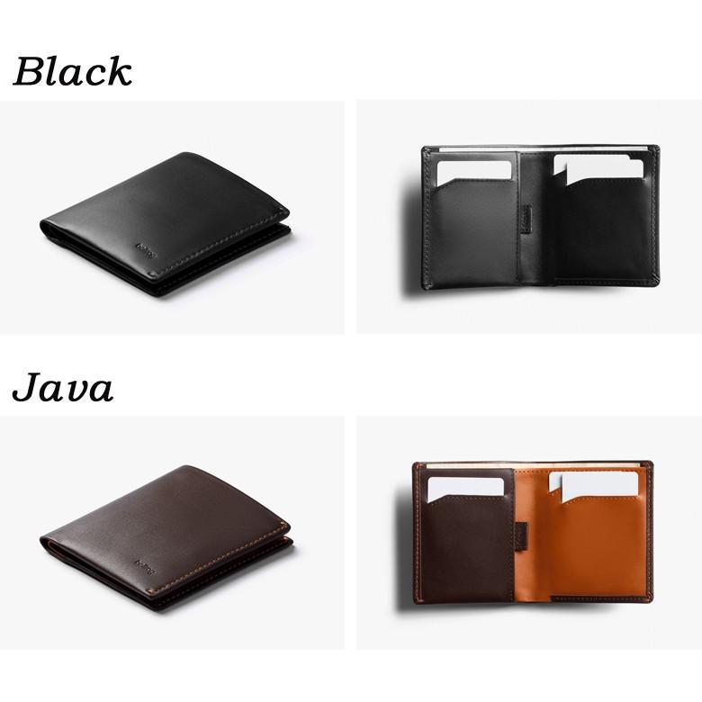 【在庫限りで販売終了】【ポイント15倍☆】財布 二つ折り財布 スリムタイプ ベルロイ 薄い財布 Bellroy Note Sleeve Wallet RFID機能搭載 極薄 財布 offer1999 03