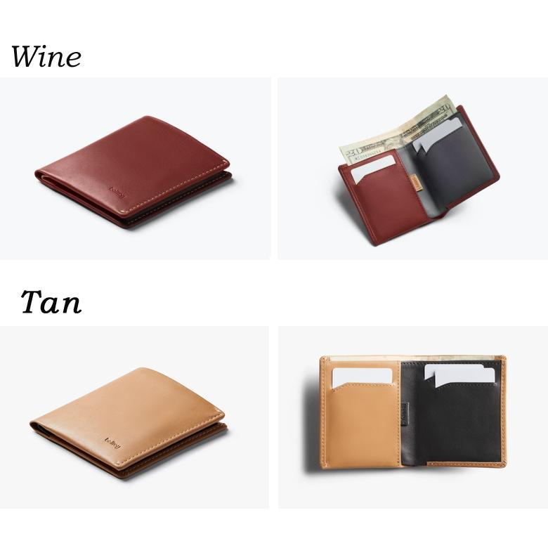 【在庫限りで販売終了】【ポイント15倍☆】財布 二つ折り財布 スリムタイプ ベルロイ 薄い財布 Bellroy Note Sleeve Wallet RFID機能搭載 極薄 財布 offer1999 04