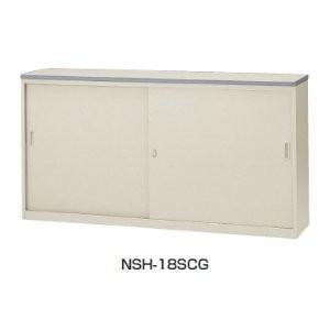 生興 ハイカウンター ニューグレータイプ 引戸型 鍵付 W1500MM NS NSH-15S□G