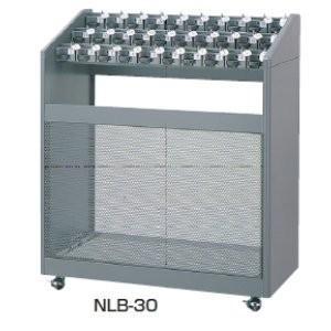 生興 30本用傘立て 鍵付きタイプ  W885×D450×H1015MM   NLB-30|offic-one