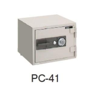 生興 耐火金庫 耐火金庫 ダイヤル式 95KG PC PC-41