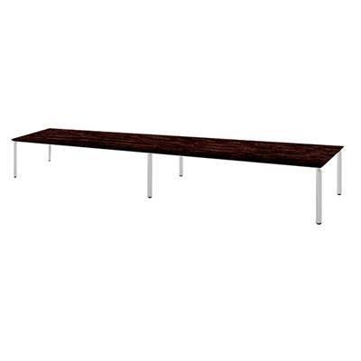 ナイキ 会議用テーブル 配線無 WK48125-SVZ