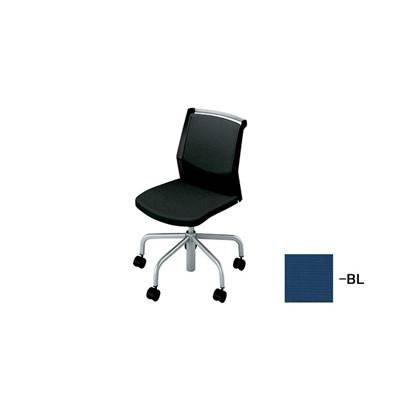 ナイキ 会議用チェアー 会議用チェアー 5本脚 E295F-BL