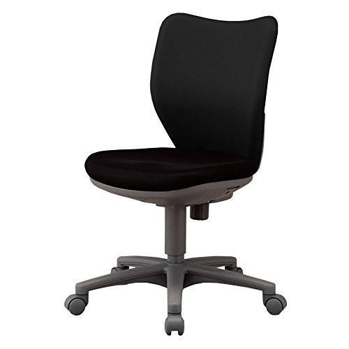 アイリスチトセ アイリスチトセ オフィスチェア ブラック ブラック ブラック BIT-X45L0-F c6b