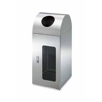 コクヨ フロアタイプ リサイクルボックス 窓付きタイプ ペットボトル用 幅350×奥行き420×高さ850MM 幅350×奥行き420×高さ850MM