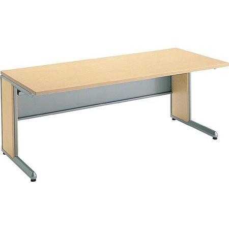 コクヨ オフィスデスク・フレスコ スタンダードテーブル スタンダードテーブル スリットタイプ 幅1400×奥行き800