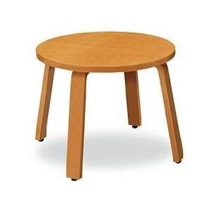 コクヨ ロビーチェアー680シリーズ センターテーブル 外寸法 外寸法 直径600×高さ450