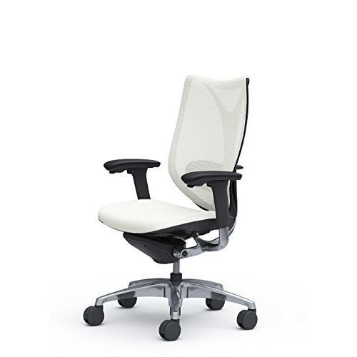 オカムラ オカムラ デスクチェア オフィスチェア サブリナ スマートオペレーション ホワイト C883BX-FSY2