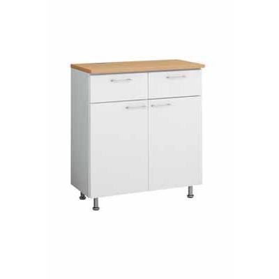 コクヨ イートイン シリーズ ラティ キッチンカウンター 幅900×奥行き450×高さ1000MM カラー PAW ホワイト