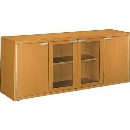 コクヨ   役員室用家具 マネージメントN650シリーズ サイドボード カラー W05 ブラウン|offic-one