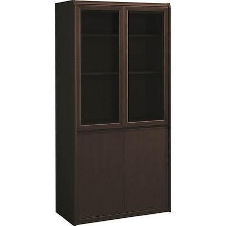 コクヨ 役員室用家具 役員室用家具 マネージメントS200シリーズ 両開き書棚 カラー W99