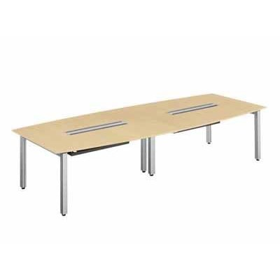 コクヨ コクヨ ワークゲート カンファレンステーブル テーブル 幅3400×奥行き1200×高さ720MM カラー T52