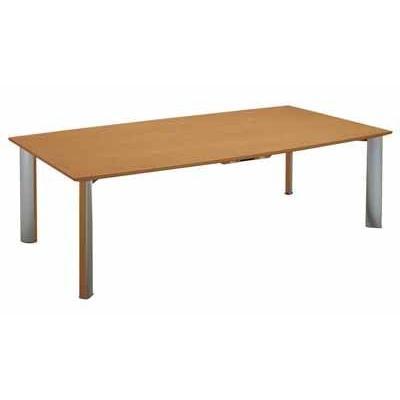 コクヨ 会議用テーブル WT-150シリーズ 会議用テーブル 長方形天板 幅4800×奥行き1200×高さ700MM カラー T52