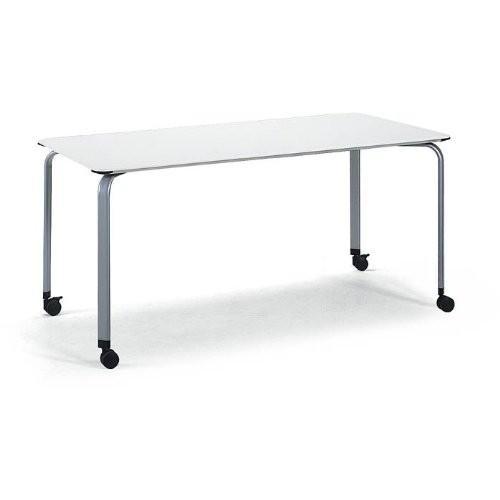 コクヨ アリーナT ALINA T 会議用テーブル 4本脚 角型 6~8人用 アジャスタータイプ カラー M55