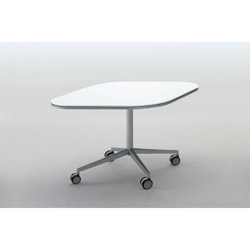コクヨ アットラボ ミーティングテーブル〈ハイタイプ〉 ひし形 ひし形 幅1420MM カラー PAW