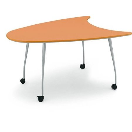 コクヨ 会議 ミーティング用テーブル ミーティング用テーブル パプリカ 矢形テーブル 天板カラー RB62