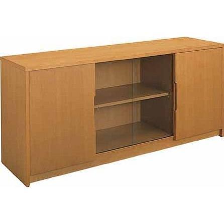 コクヨ 役員室用家具 マネージメント30・40シリーズ サイドボード 幅1600 カラー ナラ・シルバーハート カラー カラー TH1 シル