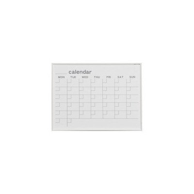 馬印   MR SERIES エムアールシリーズ 壁掛 予定表 カレンダー ホワイトボード W610×H460MM MR2W|offic-one