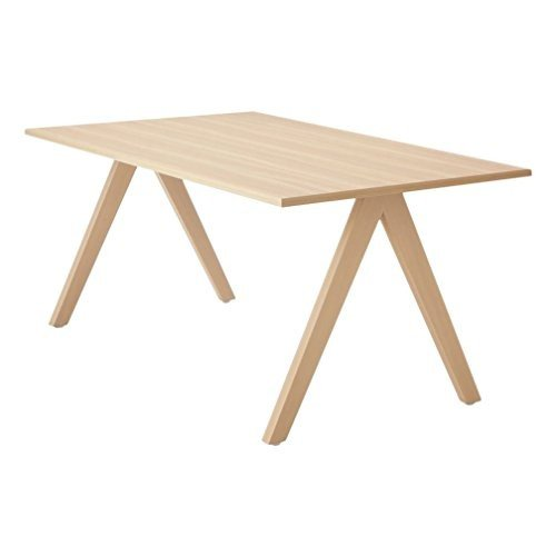 コクヨ ミーティングテーブル DAYS OFFICE WOOD TILT XY-TWT159SW2AMC1 幅150×奥行90CM グレイン