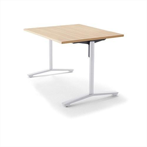 コクヨ コクヨ 配送・組立・設置込 ミーティングテーブル DAYS OFFICE FLIP TOP XY-TFT128SCSAAMC1 幅120×